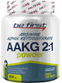 Be First AAKG 2:1 Powder (Arginine AKG) 200 гр.