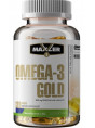 Maxler Omega -3 Gold with vitamin E 120 гел. капс.