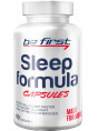 Be First Sleep Formula 60 капс