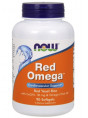 NOW Red Omega 90 гель. капс.