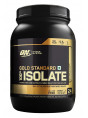 Optimum Nutrition 100% Isolate Gold Standard  745 гр.