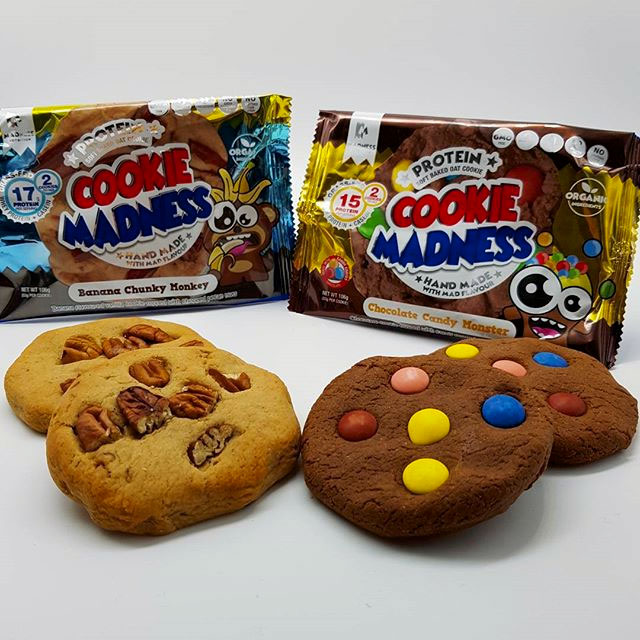 Madness Nutirtion Madness Cookies
